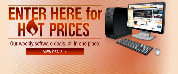 Our weekly software deals, all in one place.