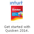 Get started with Quicken 2014.