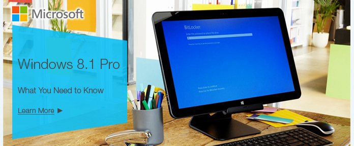 Windows 8.1 Pro What You Need to Know