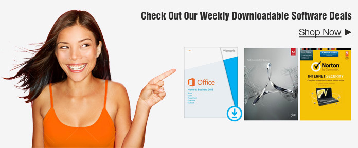 Check Out Our Weekly Downloadable Software Deals