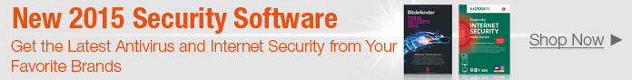 New 2015 Security Software