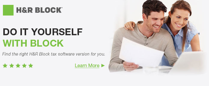 Find the Right H&R Block Tax Software for You