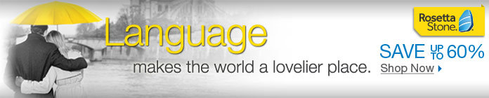 Language makes the world a lovelier place