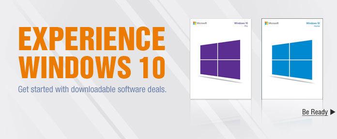Experience Windows 10