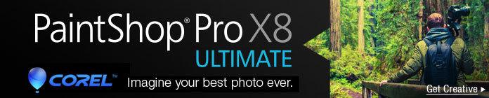 PaintShop ProX8