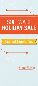 Software Holiday Sale