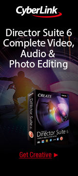 Director Suite Complete Video, Audio & Photo Editing