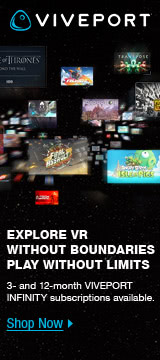 EXPLORE VR WITHOUT BOUNDARIES PLAY WITHOUT LIMITS