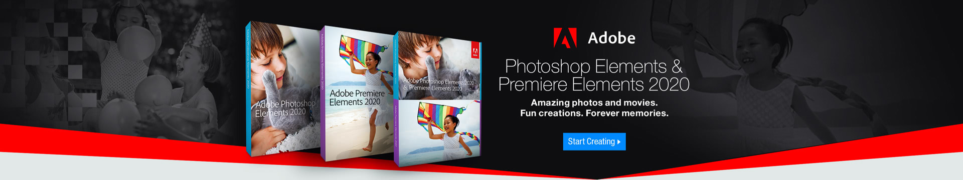 Photoshop elements & premiere elements 2020