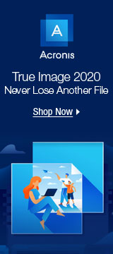 True Image 2020 Never Lose Another File