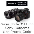 Enjoy Incredible Savings On Sony Cameras