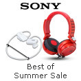 Best of Summer Sale on Headphones and Speakers