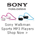 Sony Walkman Sports MP3 Players