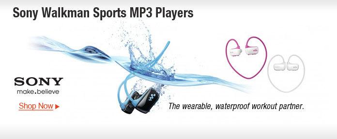 Sony Walkman Sports MP3 Players