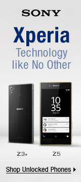 SONY - Xperia Technology like No Other