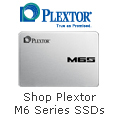 Set the Pace with Plextor's M6 Series SSDs