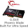 Phoenix Blade Built for Ultra Speed