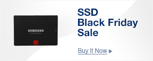 SSD Black Friday Sale