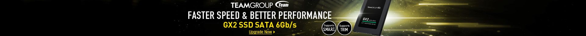 FASTER SPEED & BETTER PERFORMANCE