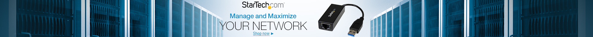 Manage and Maximize your Network