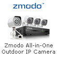 Zmodo All-in-One sPoE NVR