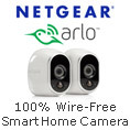 Meet Arlo, the 100% wire-free smart home security camera