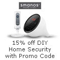 15% off DIY Home Security with Promo Code
