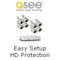 Easy Setup HD Protection