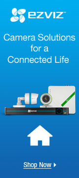 Camera Solutions for a Connected Life