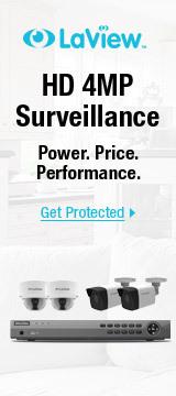 HD 4MP Surveillance