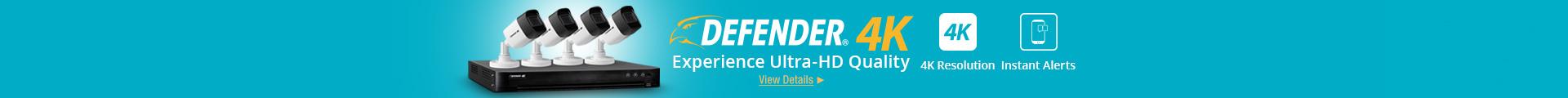 Defender 4K