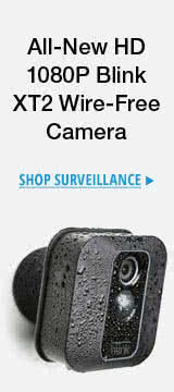 All-New HD 1080P Blink XT2 Wire-Free Camera