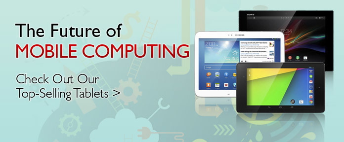 The feature of Mobile Computing