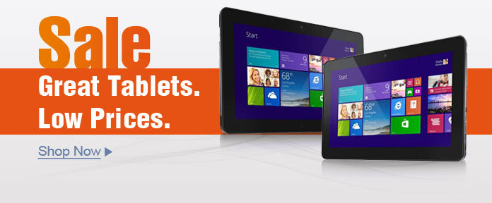 Great Tablets Sale