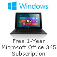 Free 1-Year Microsoft Office 365