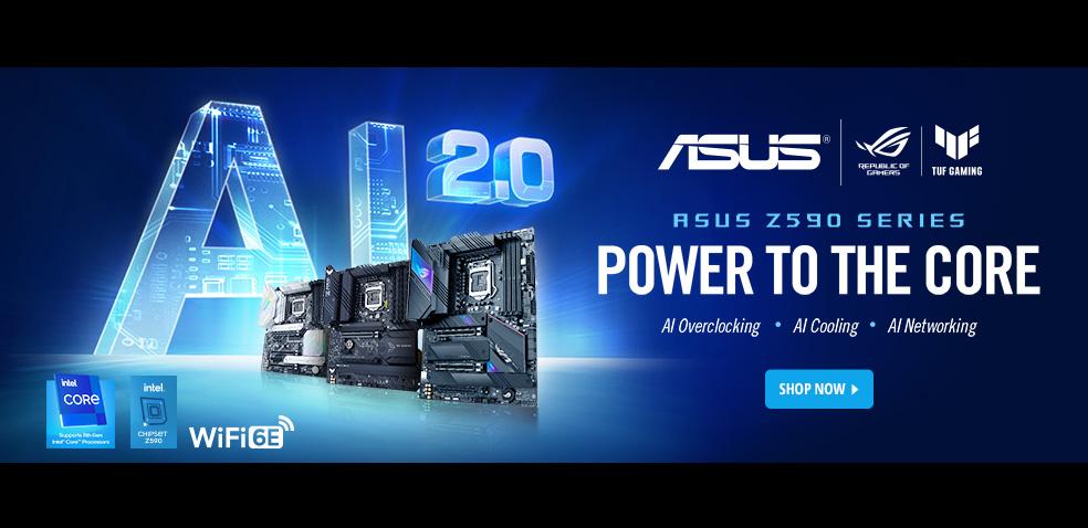 ASUS Z590 Series