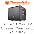 Core V1 Mini ITX Chassis,Your Build,Your way
