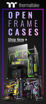 OPEN FRAME CASES