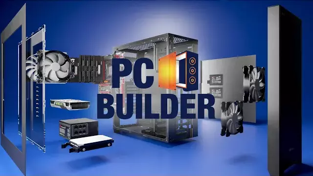 how to use Newegg PC Builder Video