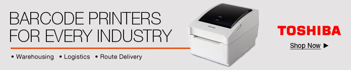 BARCODE PRINTERS FOR EVERY INDUSTRY