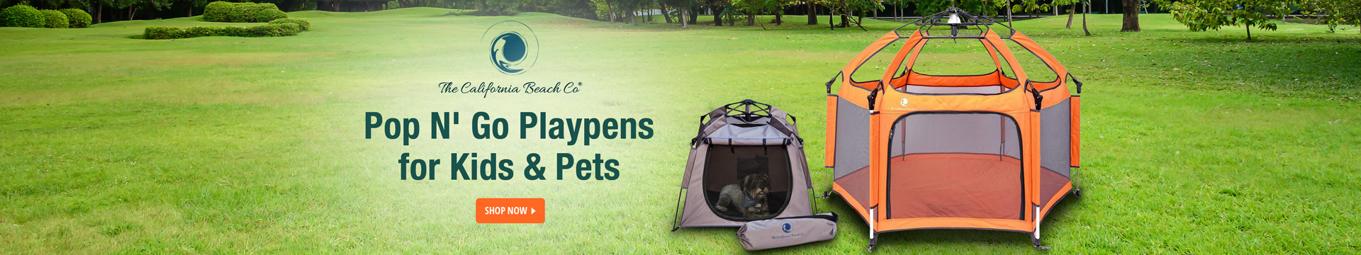 Pop N' Go Playpens for Kids & Pets