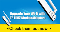 TP-Link Wireless Adapter Series