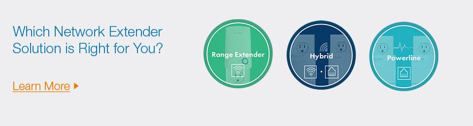 Network Extender Solution