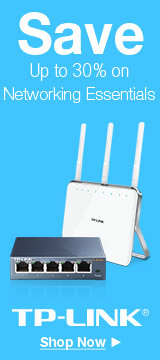 Save Up to 30% on Networking Essentials