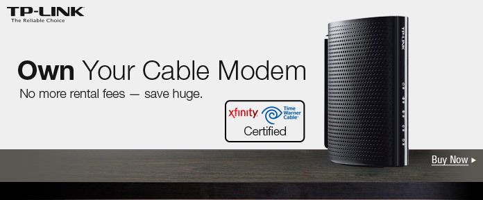 Own Your Cable Modem