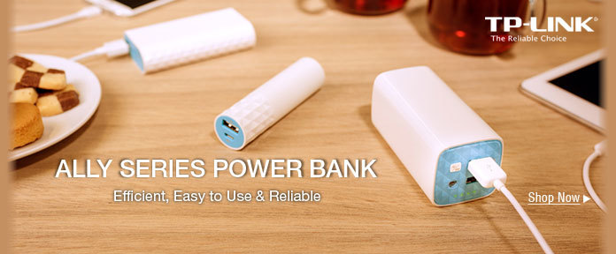 Ally Series Power Bank