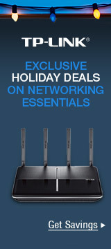 TP-LINK Exclusive Holiday Deals