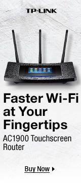 Faster Wi-Fi at Your Fingertips