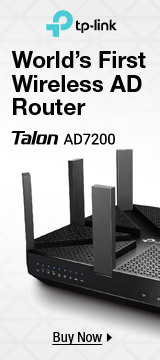 World's First Wireless AD Router