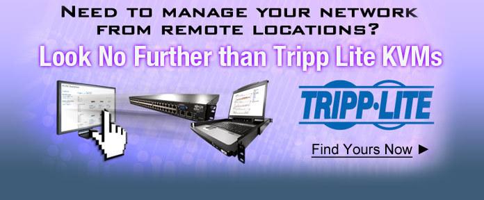 Tripp Lite KVMs